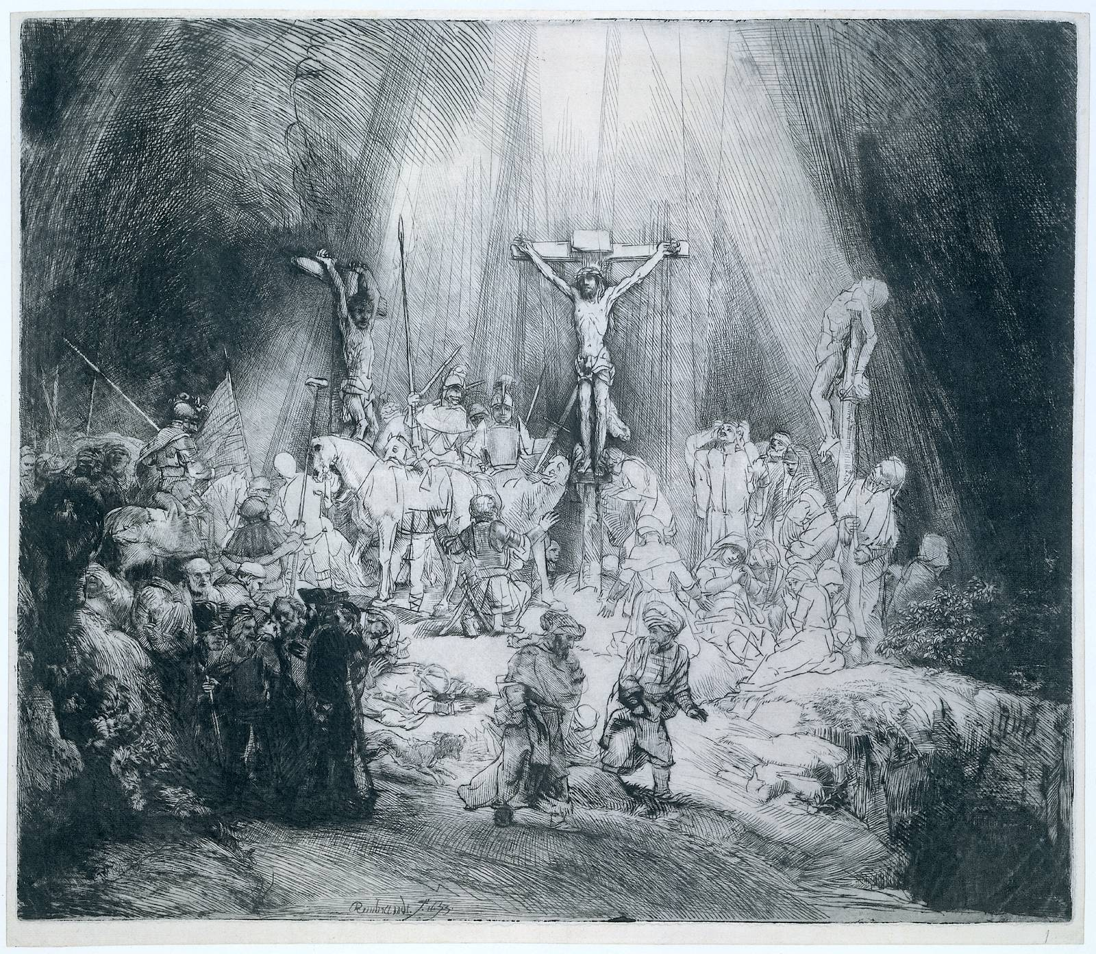 The Three Crosses - Rembrandt 1653.jpg