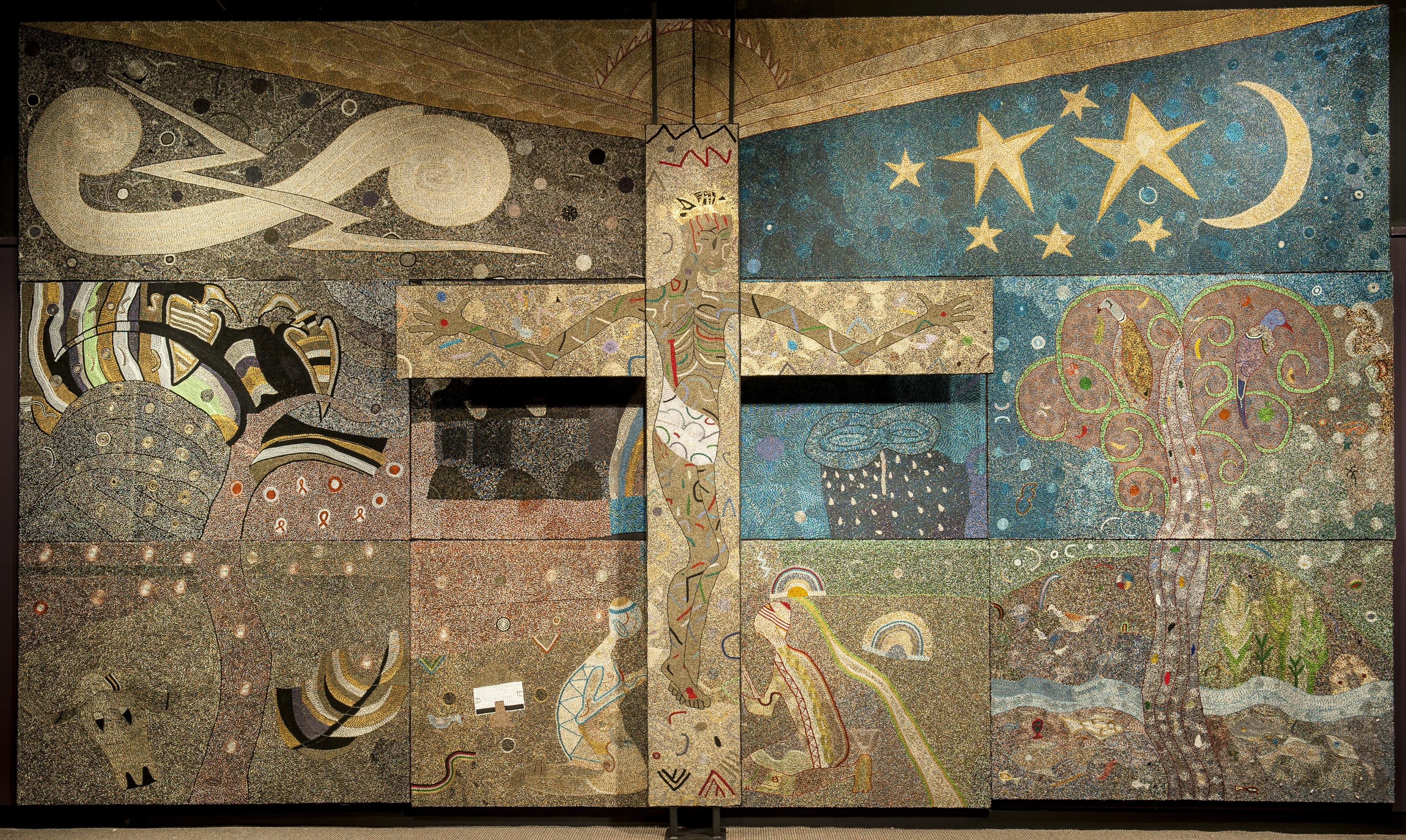 (Multiple Artists) Ubuhle - AfricanCrucifixion (2009)